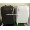 ABS+PC/ ABS / PC retractable double / single handle trolley luggage