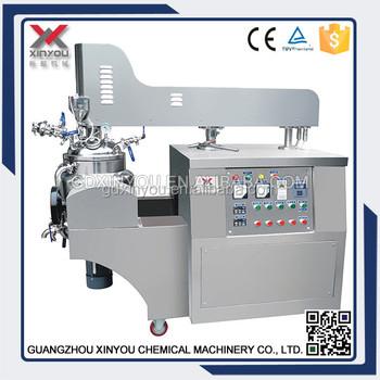 resin mixing machine