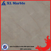 Classic Decorative Moulding California Beige With White Shade Marble