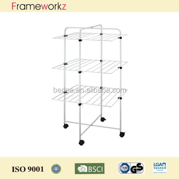 3 Tier Homecare Tower Indoor Drying Rack