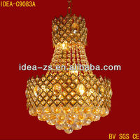 chinese light led luxury light creative ideas C9083A