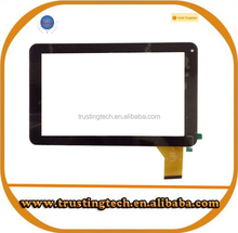 "9"" inch capacitive tablet pc touch screen touch panel e-c9008-01"