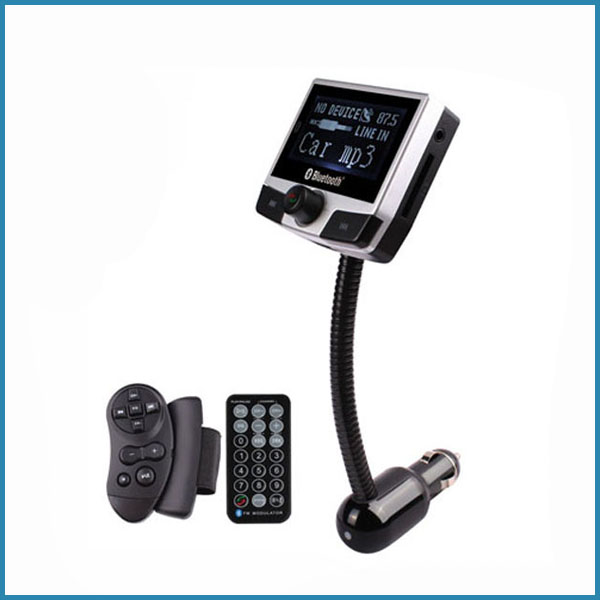usb car kit Bluetooth car mp3 player with fm transmitter for car audio