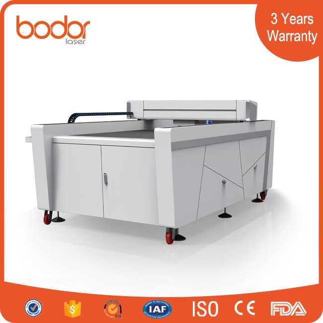 Bodor fiber 150w co2 laser cutting machine metal non-metal laser cutter