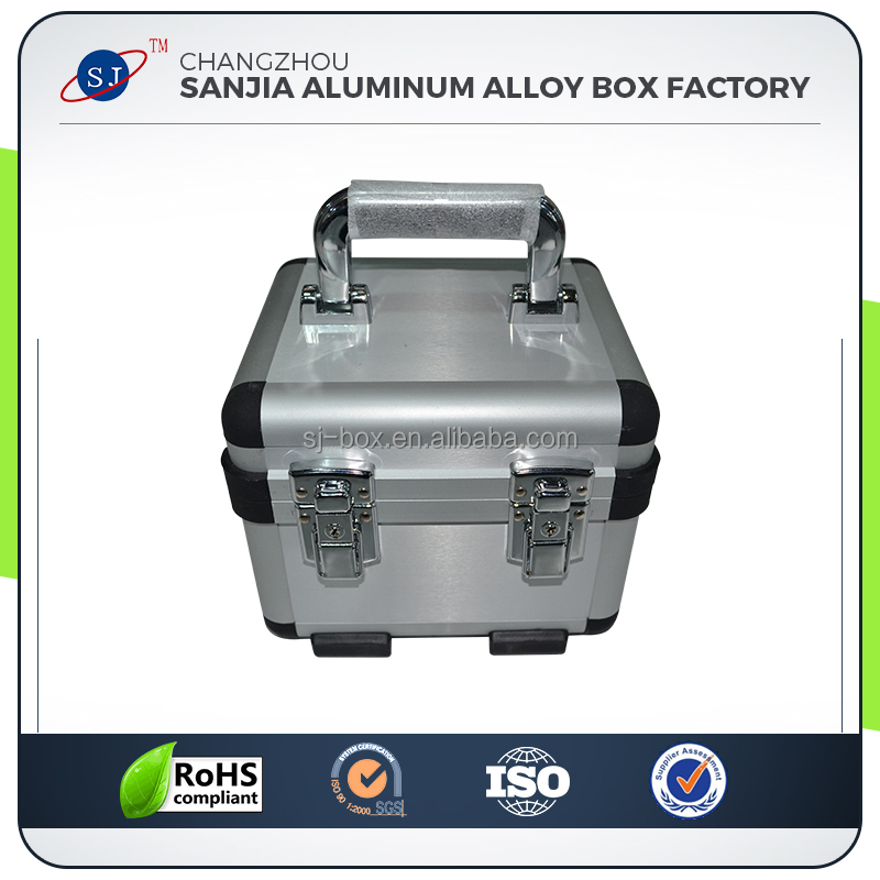 Aluminum Small Carrying Case