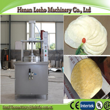 semi automatic chapati roti prata pancake making machine