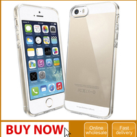 Crystal transparent soft Clear Tpu case for iPhone 5 5s,for case iPhone 5
