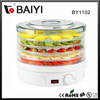 BY1102 5 Trays Round Food Dehydrator With Adjustable Temperature