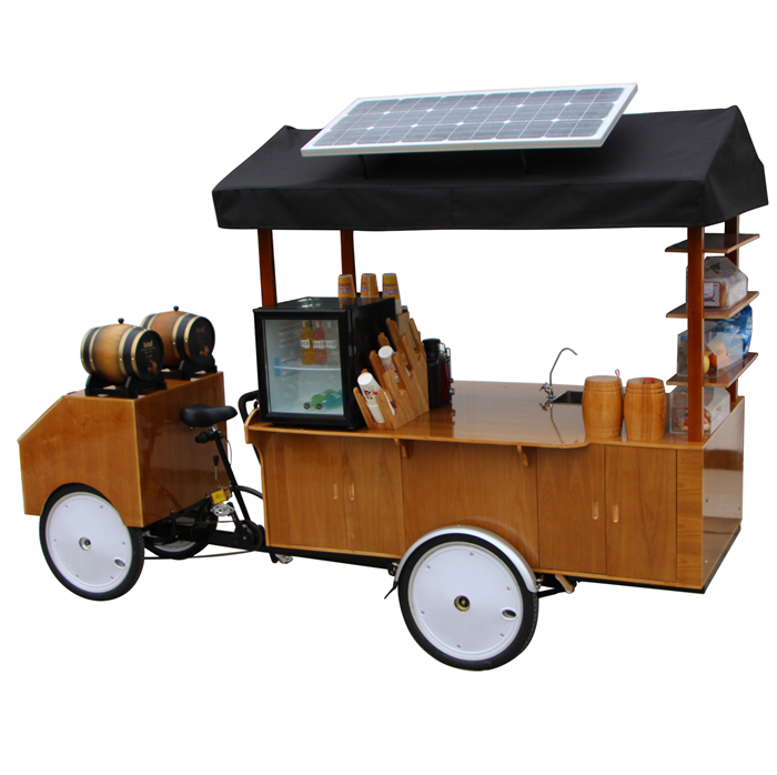 coffee trike/mobile coffee carts/coffee bike for factory direct sale