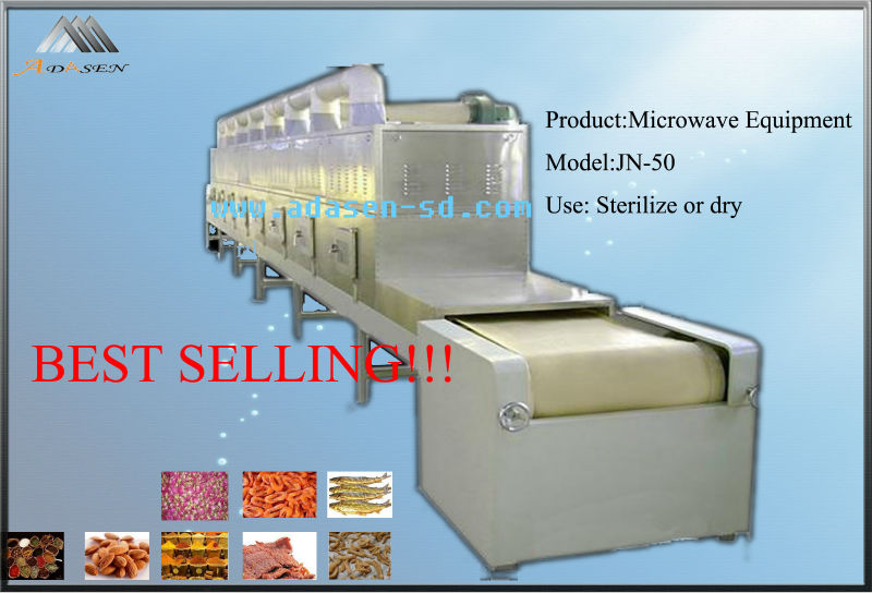 Herbs,spices,red chilli powder, health care products microwave dryer and sterilizer