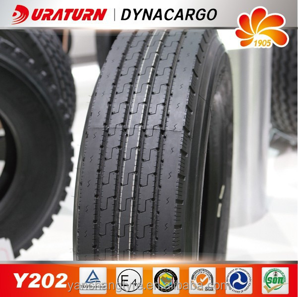 Y202 11R24.5 truck tyre outstanding new perfect performance truck tyre south America Columbia market