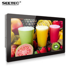 "Projected Capacitive 10-Point Touch Open Frame LCD Monitors 22"" arcade game lcd monitor with IPS 1920x1080 full hd screen"
