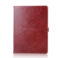 Factory wholesale Genuine leather case for ipad mini 4, Genuine leather case for apple laptop