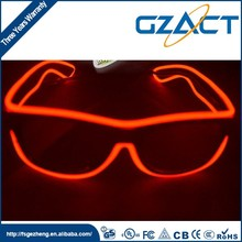 Cool Evening Party El Wire led flashing sunglasses