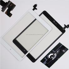Low price complete accessories lcd touch screen digitizer assembly for ipad mini 1