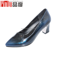 2016 china factory wholesale genuine leather fashion dress shoes ladies beautiful high heels fashion shoes