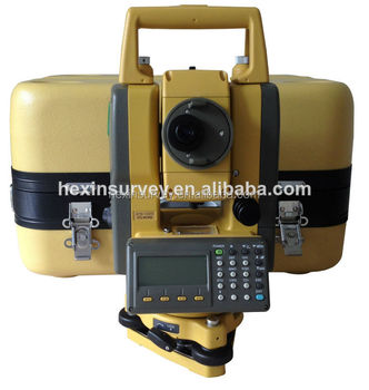 High quality low price topcon total station price
