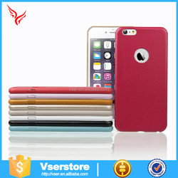 Hot new products for iPhone 6G ultra thin leahter mobile phone case
