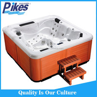 Joyspa JY-8012 5person freestanding whirlpool hot tub whirlpool hot tub garden massage spa