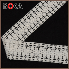 spain style canada guipure cord lace for lady clothes/garment