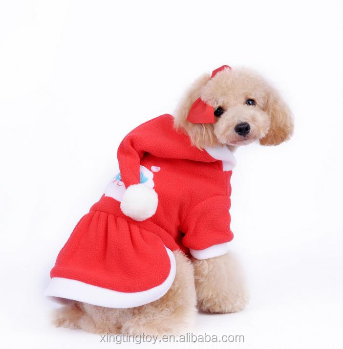 New Christmas Clothes For Dog Snow Clothes for Dog Wholesale Dog Clothes Promotion