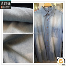 light weight 4.5oz cotton denim fabric wholesale