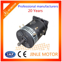 Hydraulic DC Electric Motor 48V With High Power 4.8KW