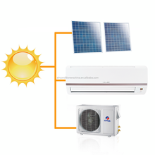 Solar Powered air conditioning wall mounted PV air conditioner