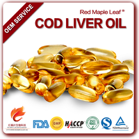 High Quality 500mg Cod Liver Essence Oil Capsules
