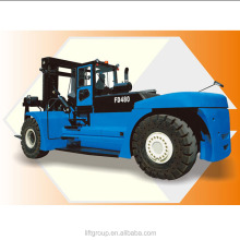 FD480 48 Ton Diesel Forklift Truck with side shift fork positioner