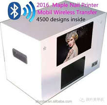 Flower digital art pro nail printer (model S07A)