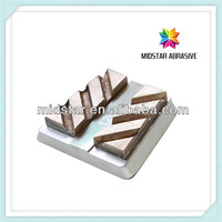Midstar Abrasive CNC Stone Marble Polishing Tool, diamond tool for marble