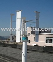 Small vertical wind turbine/ domestic vertical axis wind generator