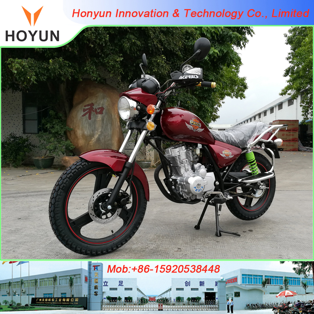 Hot sale in Bolivia made in Guangzhou FENIX FX200-10 street motorcycles