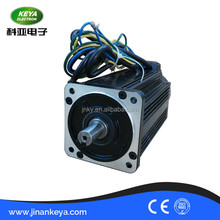 48vdc 3hp brushless dc motor matched high torque intelligent logistics system