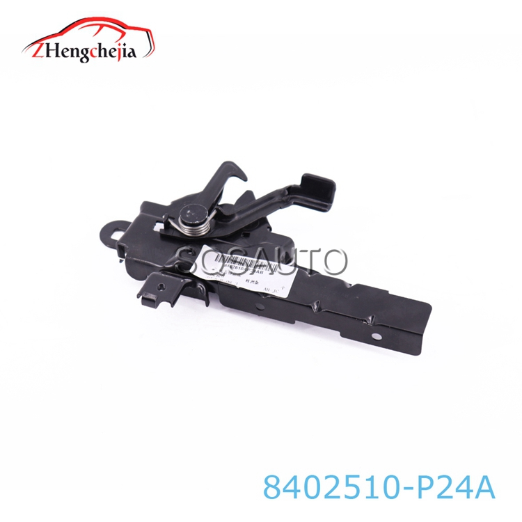 Auto spare part engine hood hinge lock for Great Wall Wingle5 8402510-P24A