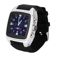 Good Quality Android Watch With GPS Watch Phone Android 4.4 Wifi Bluetooth Watch