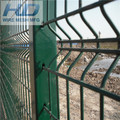 Galvanized Triangle Bending Wire 3D Fence