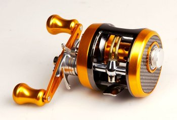 Bait casting fishing reel fishing tackle