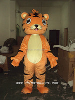 on sale big head king tiger mascot costumes tiger carnival costume