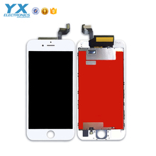 Full Front Glass Touch Screen + LCD Digitizer Assembly + Frame for iPhone 6 Plus