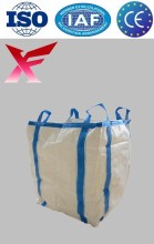 Accept payment by L/C hot sale factory price high quality 1 ton pp jumbo bag manufacturers