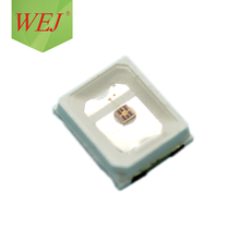0.5W 2835 Deep red 660nm smd led for growth