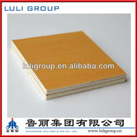 supply cheap poplar core phenolic coated plywood