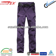 custom spandex snow pants made in china