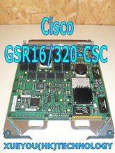 Cisco GSR16/320-CSC 100% brand new original Cisco 12000 Series Switch Fabric and Clock Schedules