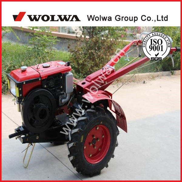 two wheel tractor hand tractor 15hp