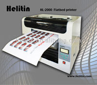 Helitin used a3 flatbed printer with intelligence ink droplet conversion technology HL-2000