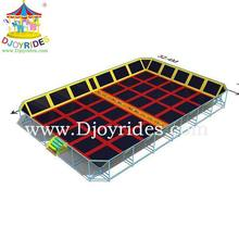 China fancy style fitness trampoline bed on sale