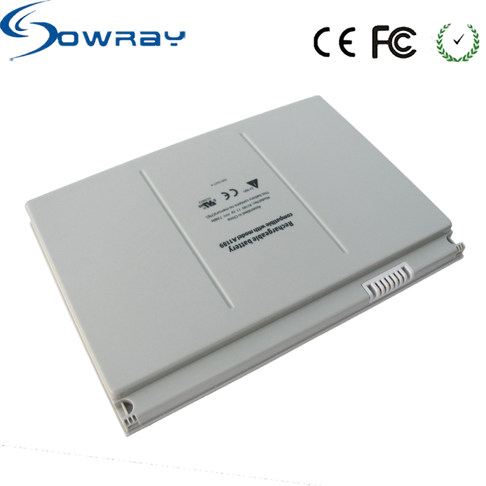 11.1V 70Wh laptop battery A1189 for MacB Pro 17 A1151 replacement battery